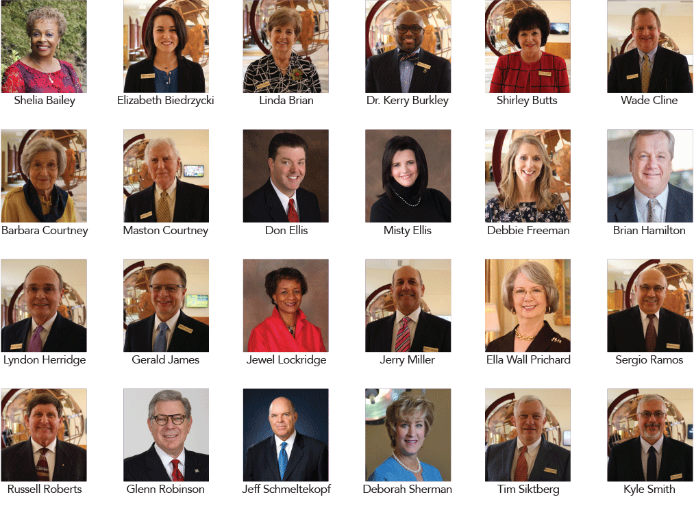 2018 Board of Advocates