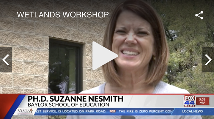 Dr. Suzanne Nesmith on KWKT