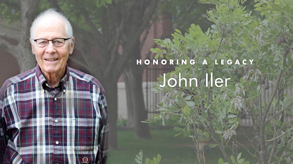 In Memory of John Iler