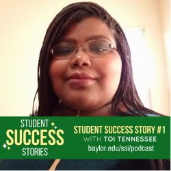 Student Success Stories with Toi Tennessee-Find an internship and get involved
