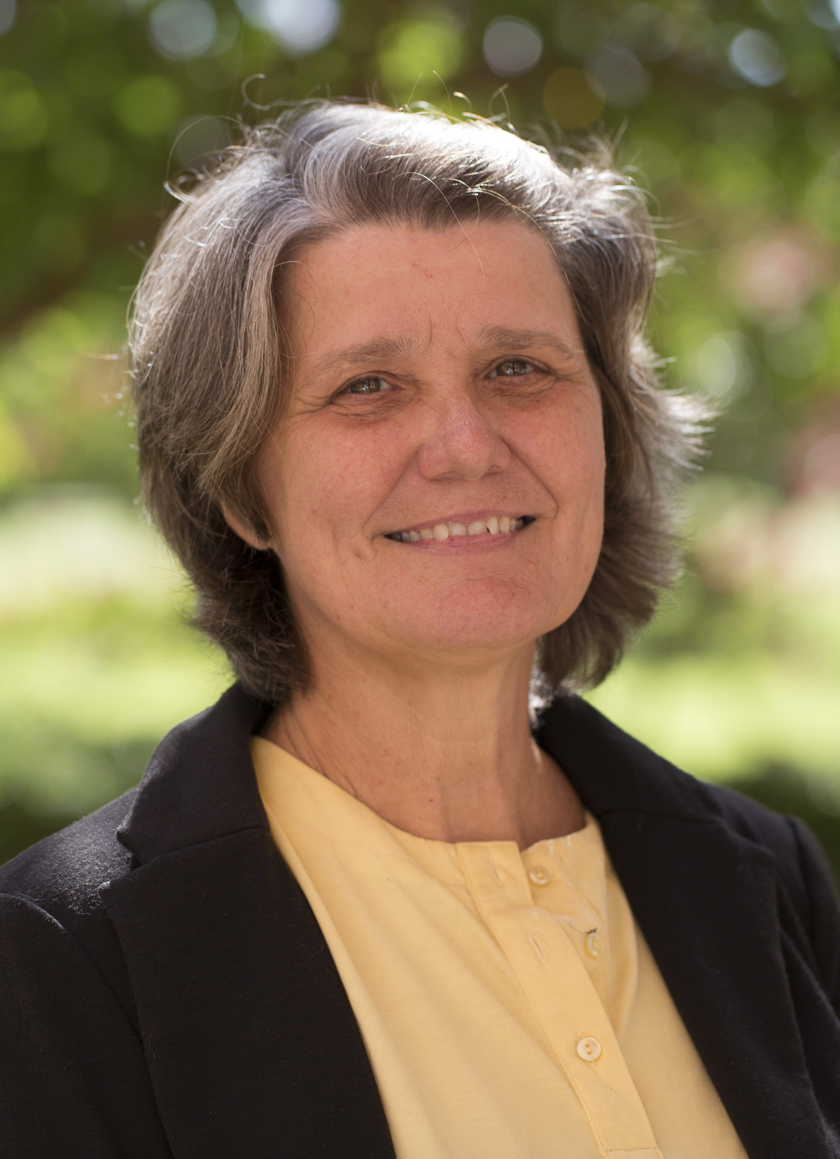 Heidi Marcum, Ph.D.