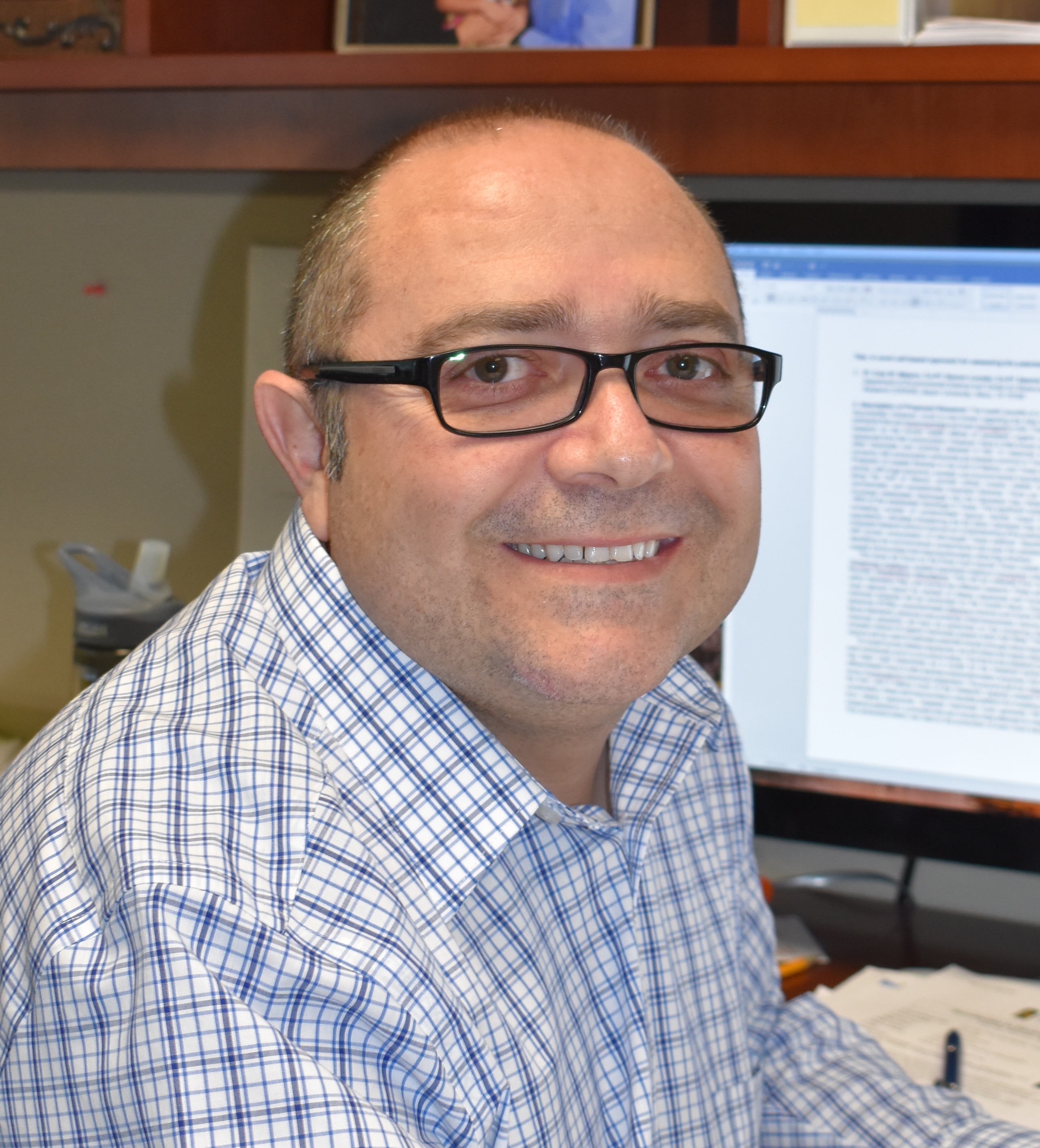 Ramon Lavado, Ph.D.