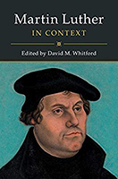 Martin Luther In Context Book