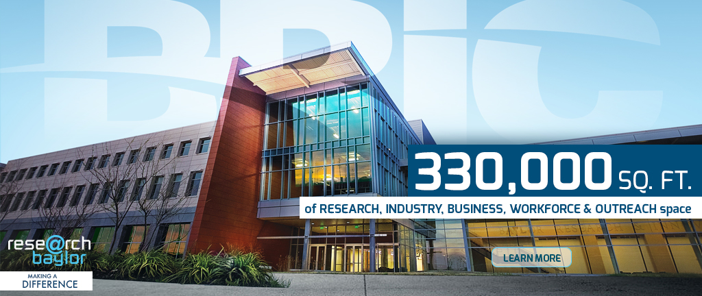 300,000 sq. ft. of Research, Industry, Buisness, Workforce & Outreach space.