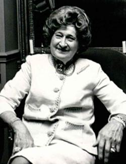 Photo of Hallie Maude Neff Wilcox
