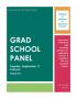 Grad School Panel 2018