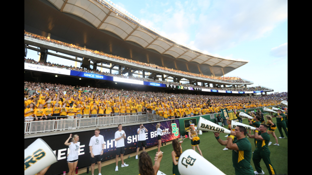 Baylor Line seating