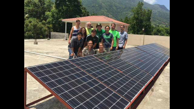 U.S. News Engineers With a Mission Haiti