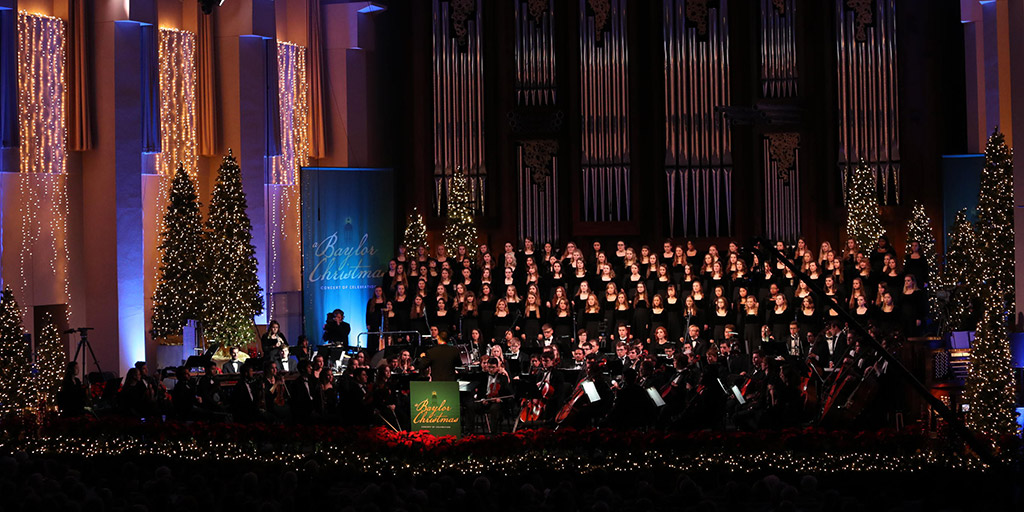 A Baylor Christmas | School of Music | Baylor University