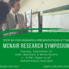 Scholars Will Present Summer Research Findings at Inaugural McNair Research Symposium