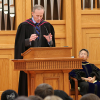 Fall 2018 Convocation Address: Post Tenebras Lux