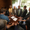 Baylor, BGCT Sign Cooperative Agreement Renewing Vision for Baptist Student Ministries