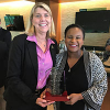 SOE's Dr. Lakia Scott Receives Diversity Award