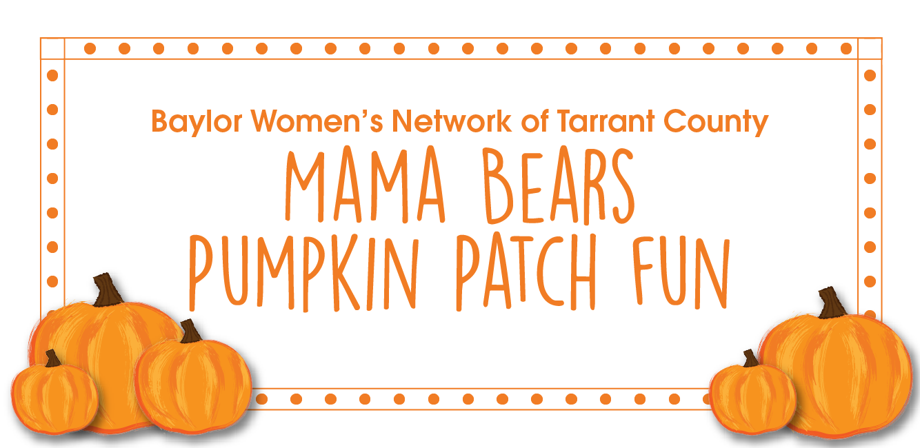 BWN Tarrant County Mama Bears Fall Pumpkin Patch