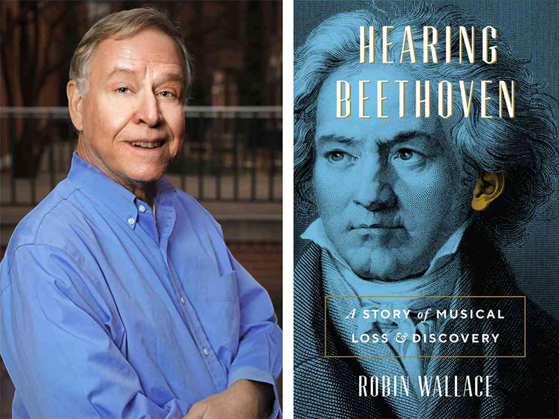 News - Robin Wallace Book