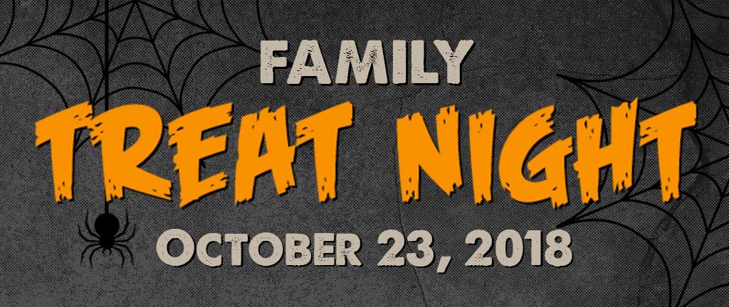Family Treat Night