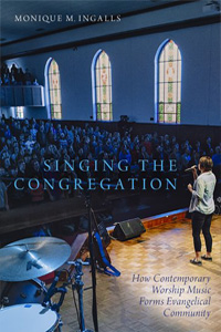 Book Cover of Singing the Congregation