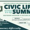 [Civic Life Summer 2018]