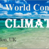Dr. Sara Alexander participates in the 5th World Conference on Climate Change