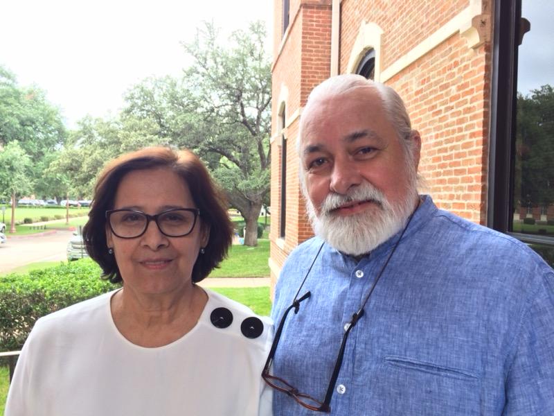 Distinguished Visiting Professors