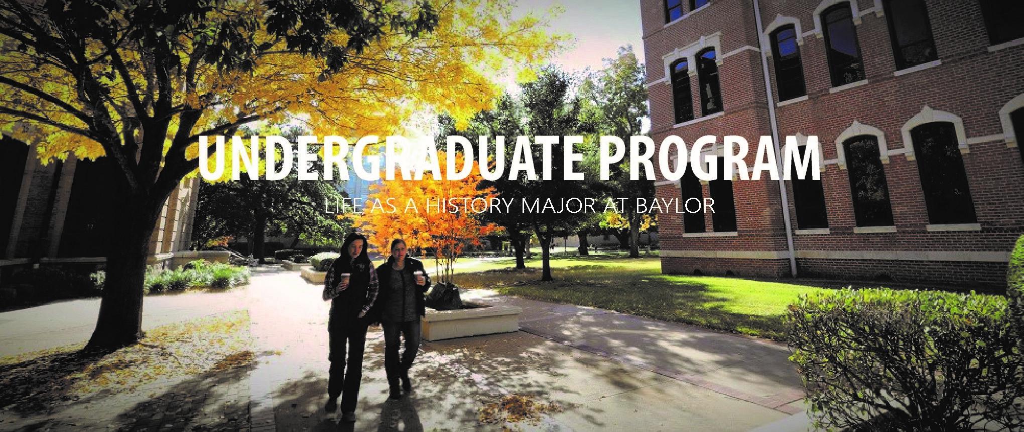 Undergrad Program Banner 2018