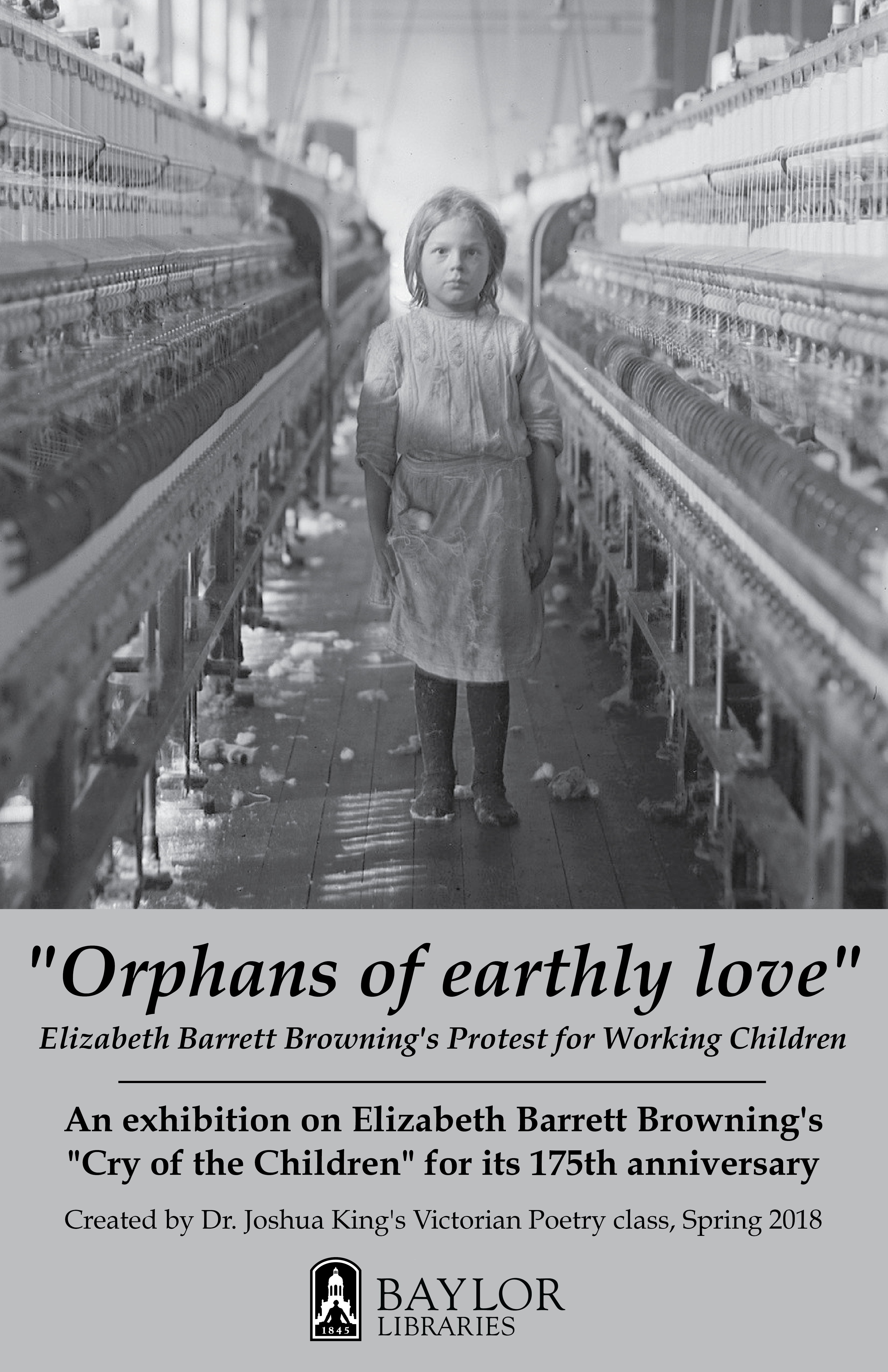 Orphans Of Earthly Love
