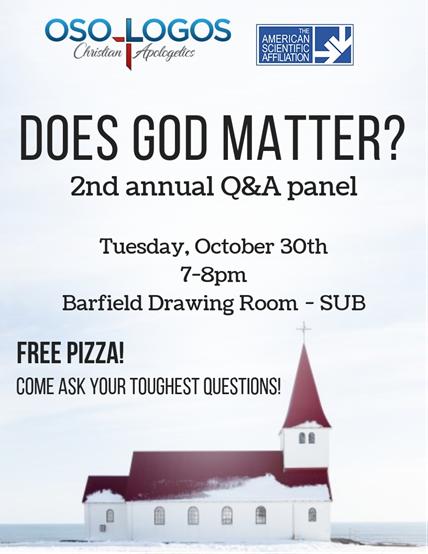 Does God Matter?