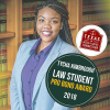 Baylor Lawyer Tycha Kimbrough Honored by Texas Access to Justice Commission for her Pro Bono Work While at Baylor Law