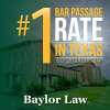 Baylor Law Students Again Shine on Texas Bar Exam