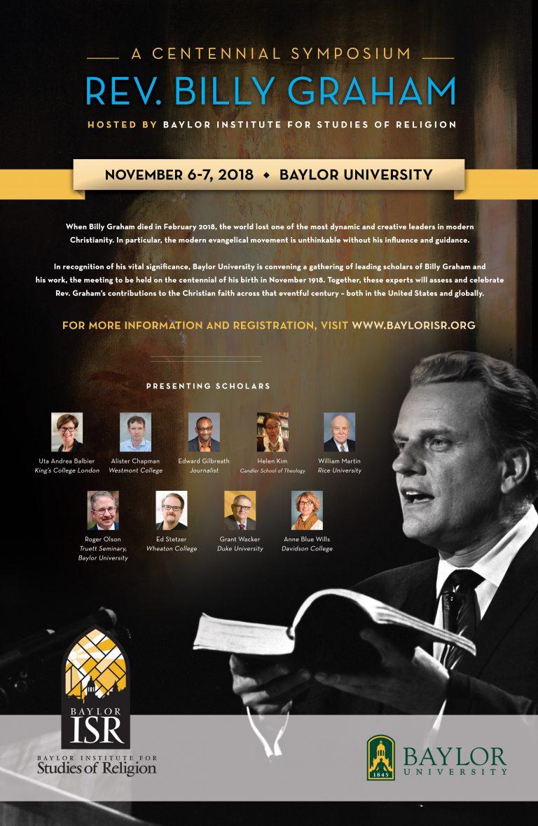Billy Graham Symposium