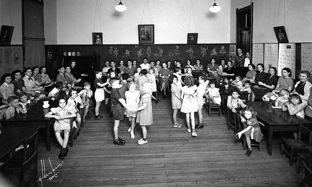 1938 student teachers