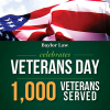 This Veterans Day, Baylor Law Celebrates 1,000 Veterans Served Through Its Monthly Legal Advice Clinics