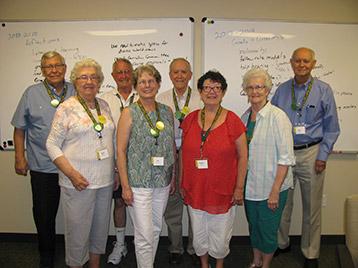 LLL Volunteer Leadership Structure
