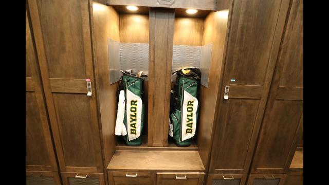 Williams Golf Practice Facility Lockers