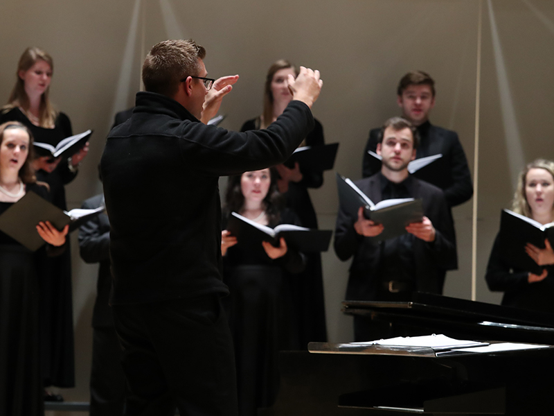 2019 International Choral Conducting Masterclass