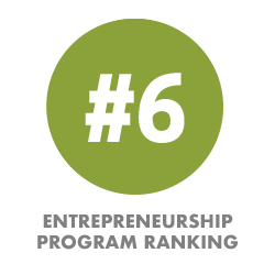 Entrepreneurship Program Ranking