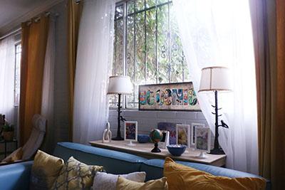 Cove window