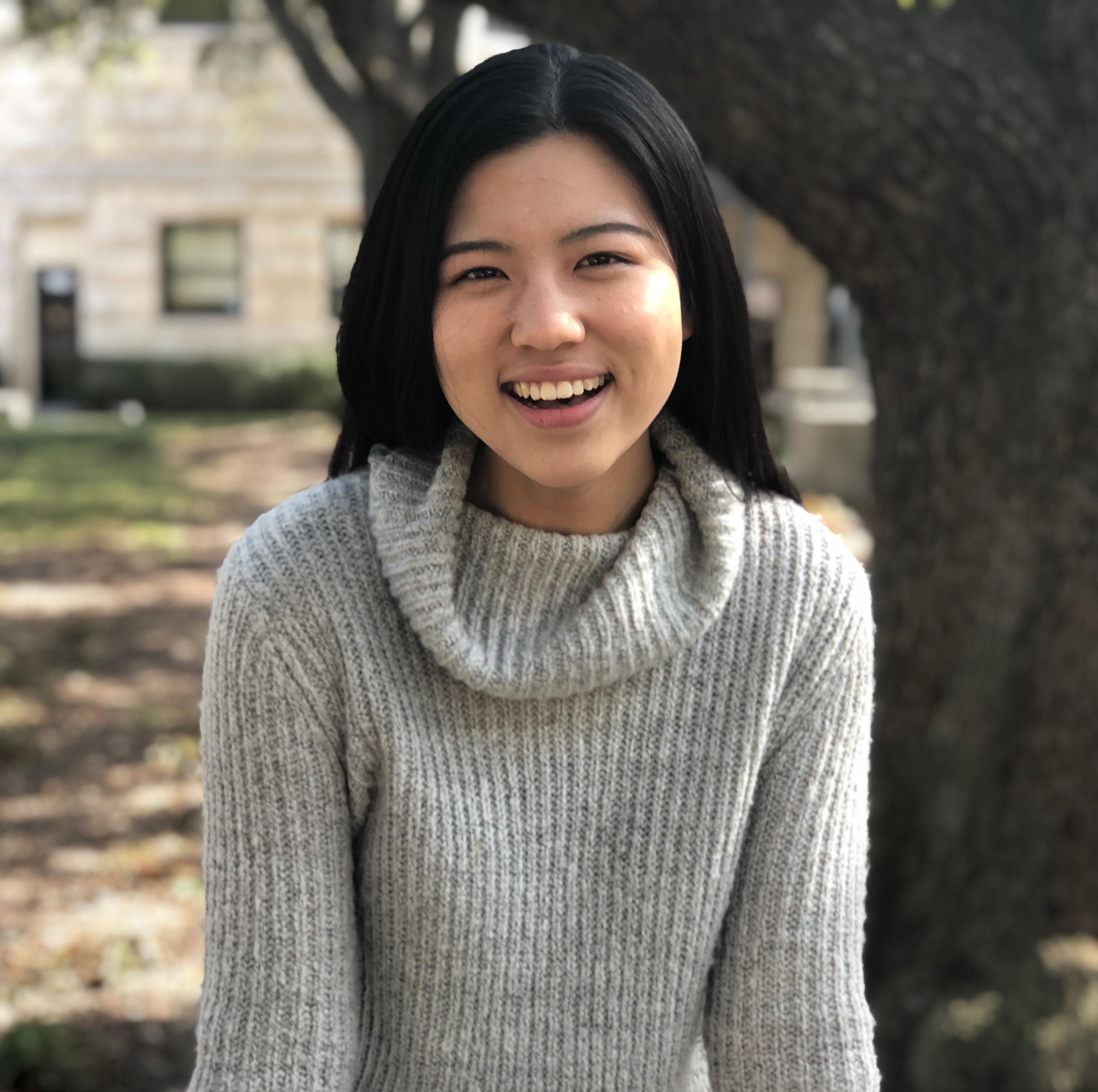 Pamela Wei