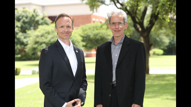 Baylor University Partners with McLennan Community College to Offer Cybersecurity Training Program