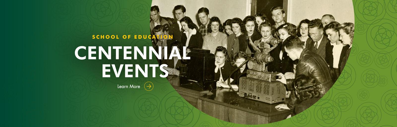 MC - Centennial Events
