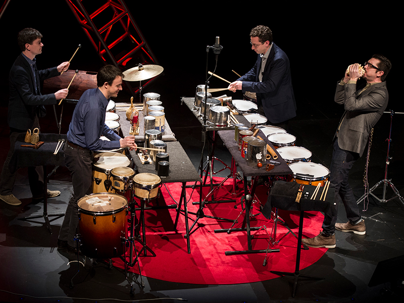 Distinguished Artist Series: Third Coast Percussion