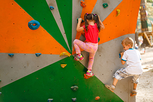 Grip Strength of Children