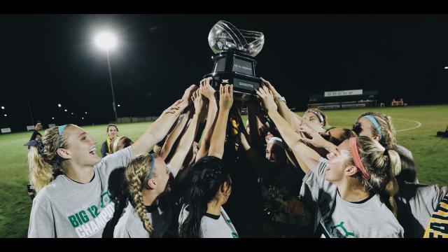 Baylor Soccer Big 12 Championship: Trophy