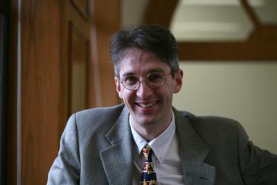 Dr. Luke Ferretter