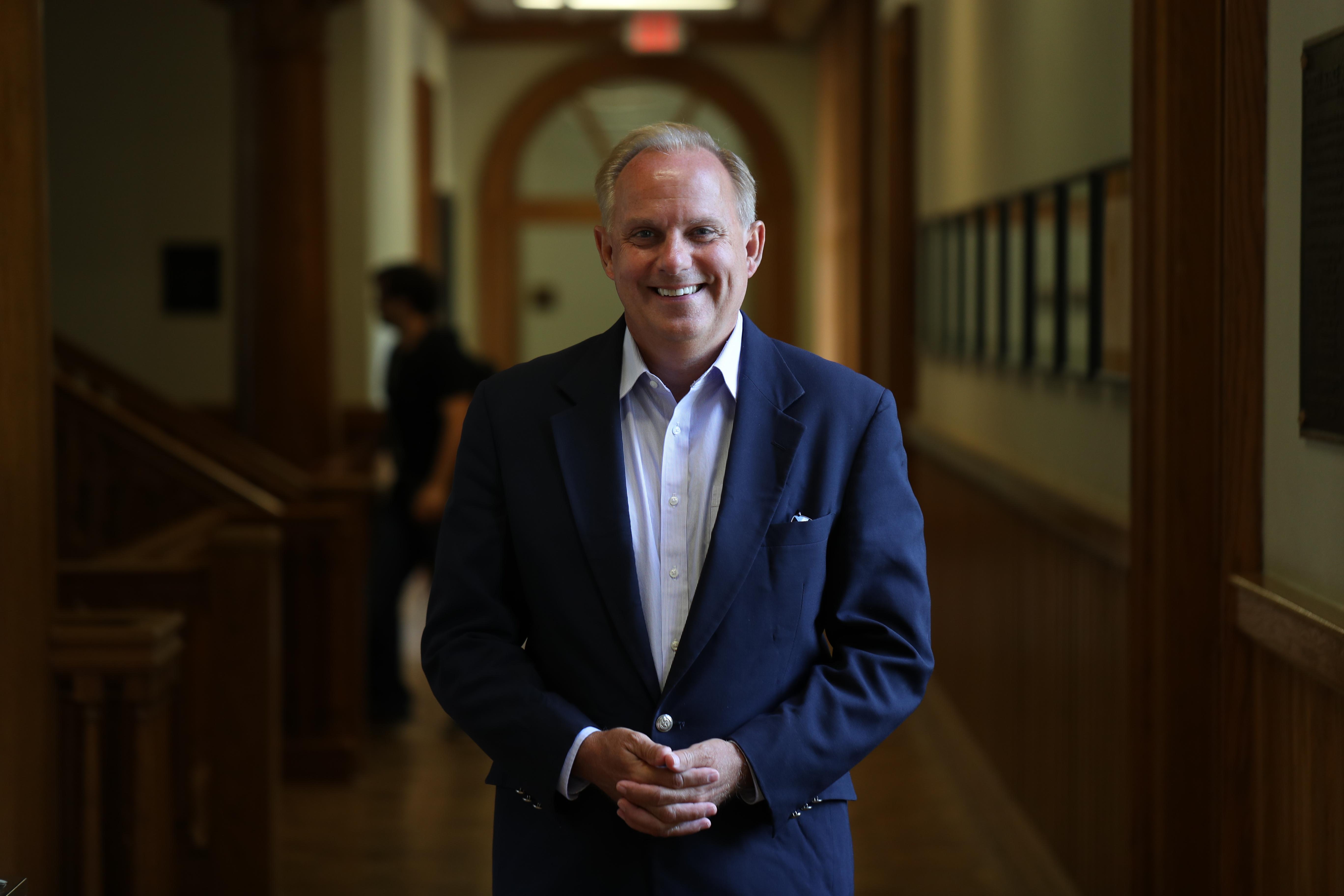 Dr. Greg Garrett
