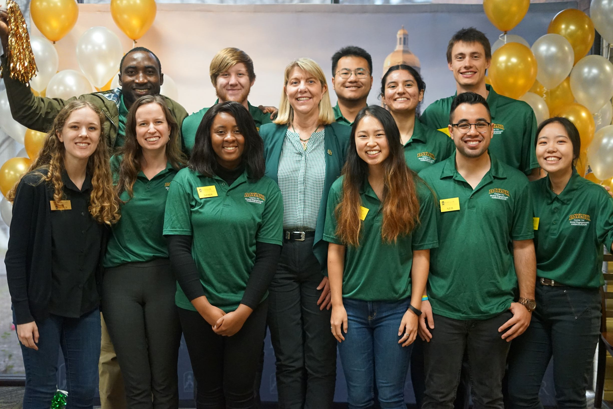 Spring 2019 Green and Gold Luncheon
