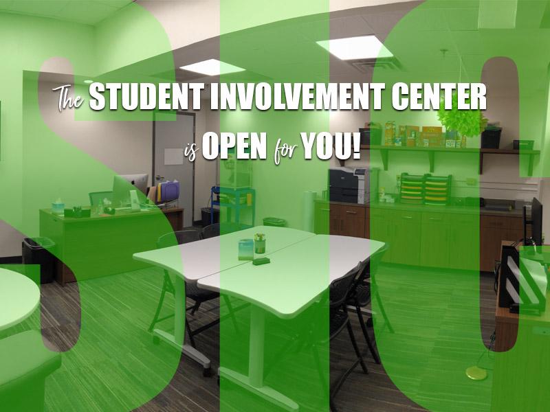 Student Involvement Center