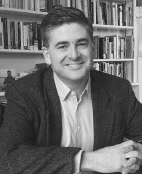 Professor Simon Oliver Portrait