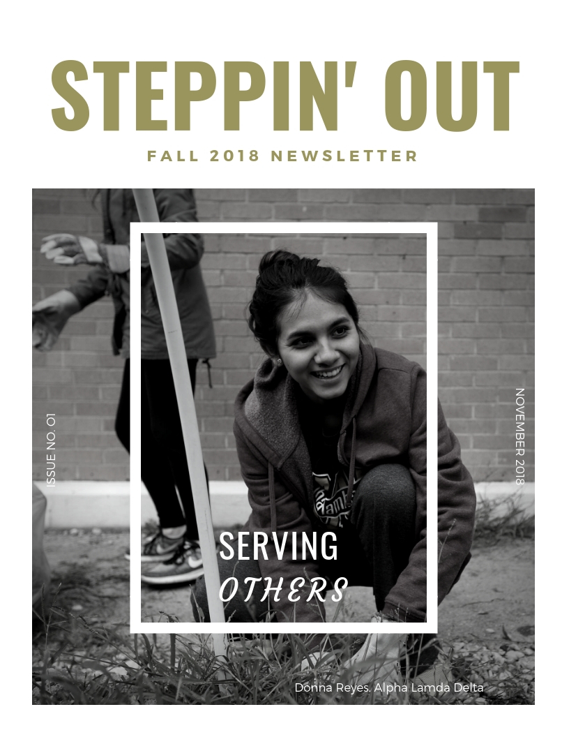 Link ro Fall 2018 Steppin\\\' Out PDF File.