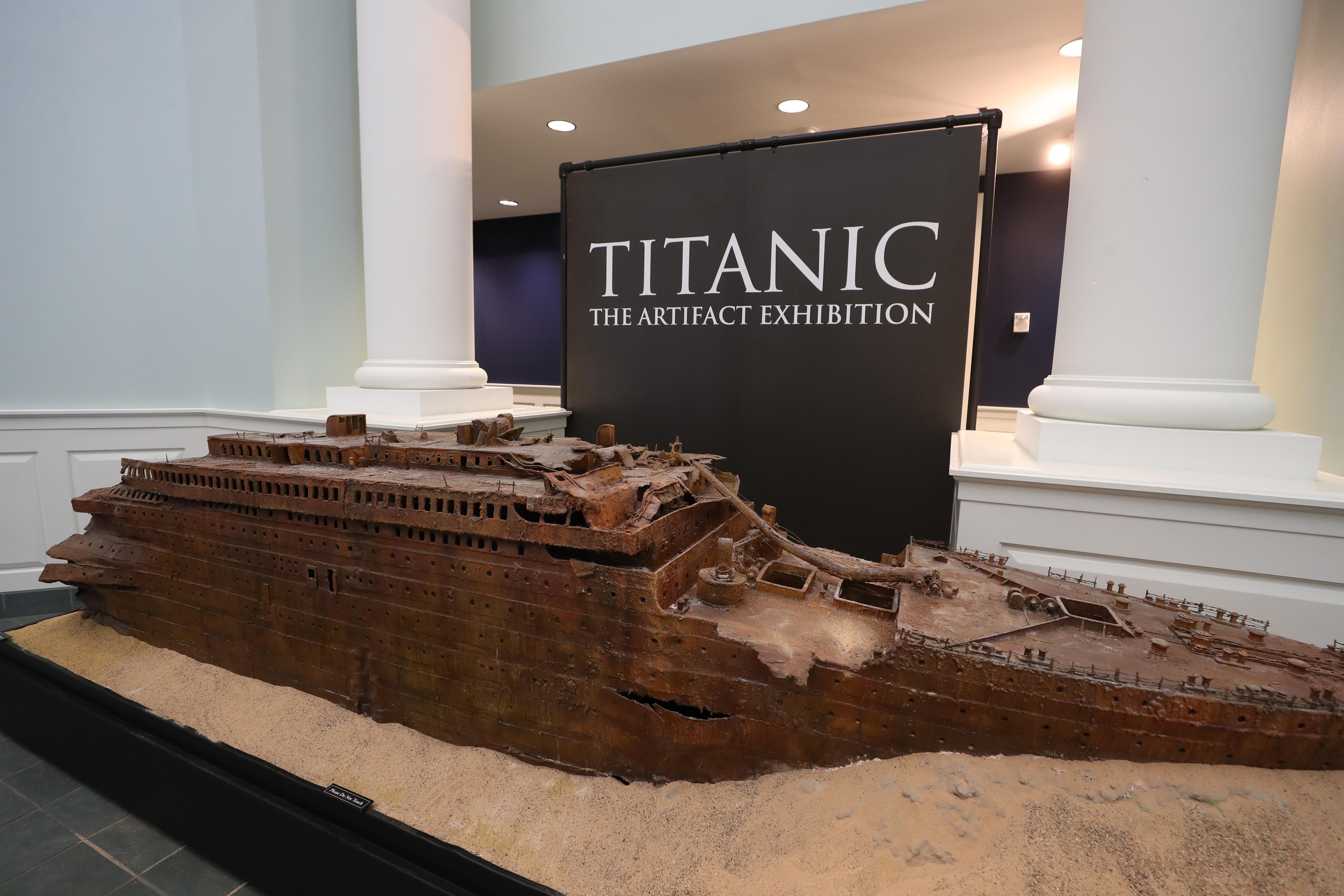 Baylor's Mayborn Museum Reflects on Titanic Exhibit ...